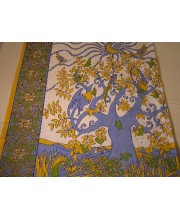 TREE OF LIFE BED COVER