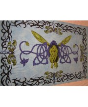 FAIRY SINGLE BED COVER