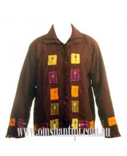 Long sleeve COTTON ALF JACKET