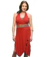 multi wear lycra dress