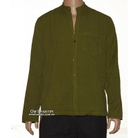 L/S button Jimmi shirt