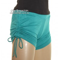 Cotton Lycra Yoga Shorts