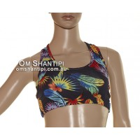 Cotton Lycra Yoga Top