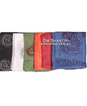 SMALL. RAMNAMI COTTON SCARF