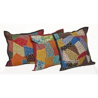 Patch Cushion Cover 40x40