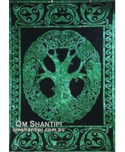 CELTIC BED COVER