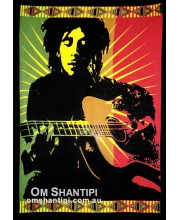 BOB MARLEY SINGLE BED COVER