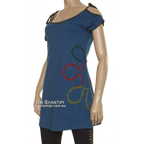 Infinity Cotton Dress