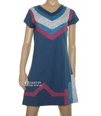 Cotton Jewel Dress