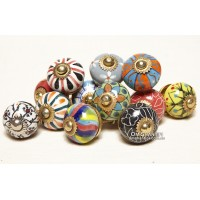 Small Ceramic Door Knobs