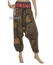 Tribal Pocket Pants