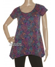Poly/Cotton Talma Tunic