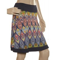 Poly Cotton Skirt