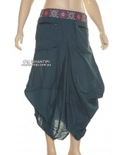 Rayon Embroidered Skirt