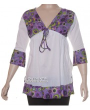 1/2 sleeve ladies kurta/kaftan