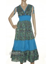 Bushka Cotton Dress