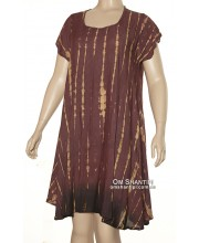 Rayon Tie Dye Rita Dress