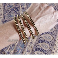 Moon Goddess sm.Bangle
