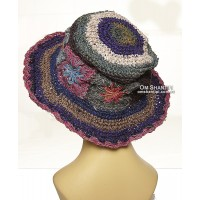 HEMP WIRED BRIM HAT