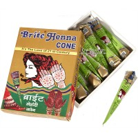 Henna Cone -BOX chemical free