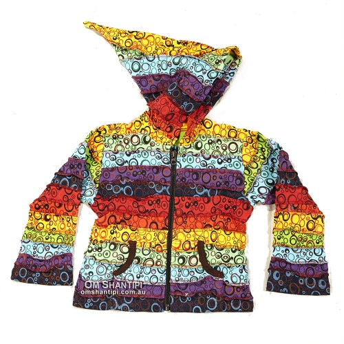 Kids Bubble print jacket