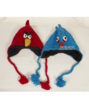Angry Birds Beanies