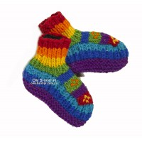 Kids woolen indoor socks