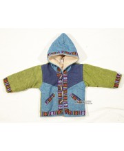 Bhutani Kids Jacket w/fleece