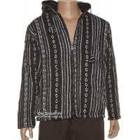 Ghary Cotton Jacket w/Fleece